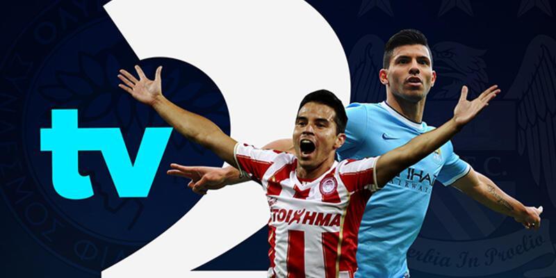Olympiakos – Manchester City maçı Tv2'de