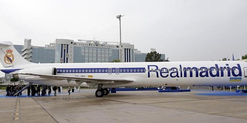 Mali'de düşen Cezayir uçağı Real Madrid'e aitti!