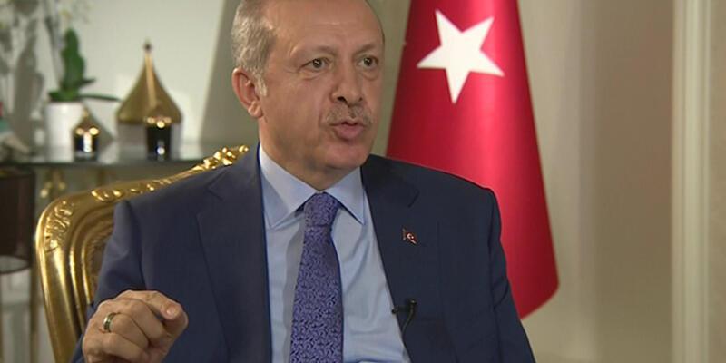 Erdoğan CNN'e konuştu: Hitler yorumumun arkasındayım