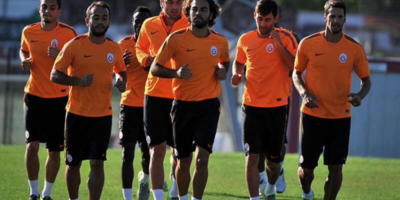 Galatasaray'ın Macaristan kampı programı