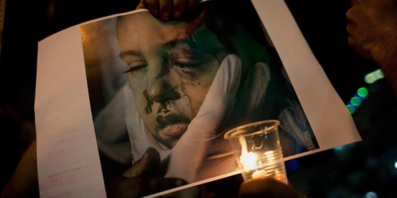 Gazze'de geçici ateşkes uygulanmaya başladı