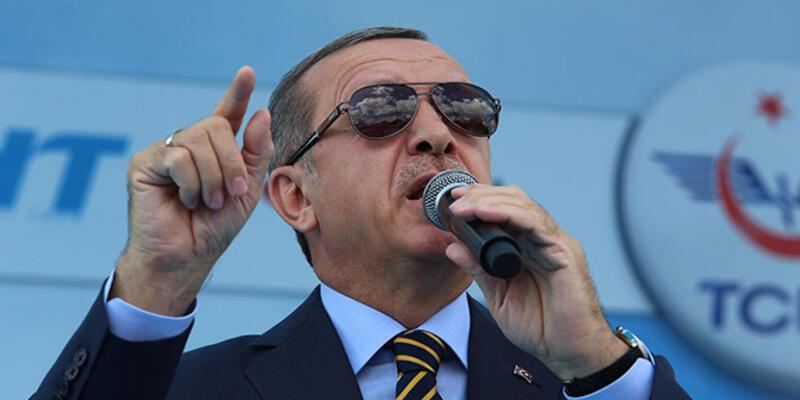 """Erdoğan: """"Keşke TİB'i kurmasaydık"""""""