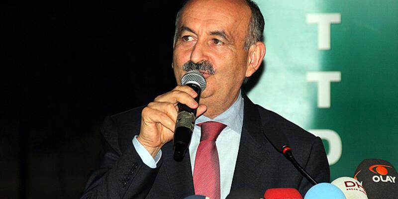 """Bakan Müezzinoğlu'ndan """"damacana"""" açıklaması"""