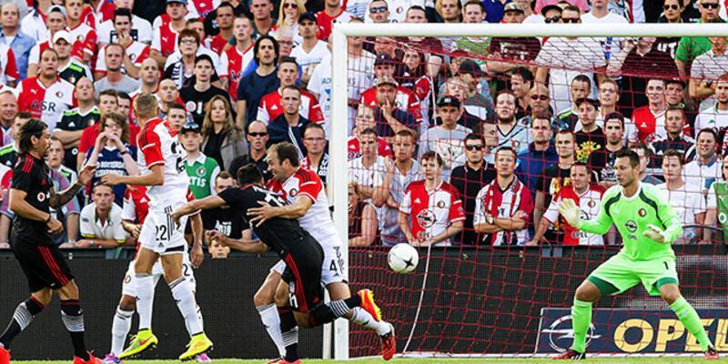 Feyenoord - Beşiktaş: 1-2
