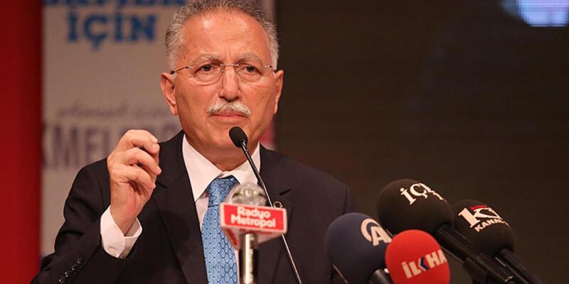 """Ekmeleddin İhsanoğlu'nu kızdıran """"Mason"""" iddiası"""