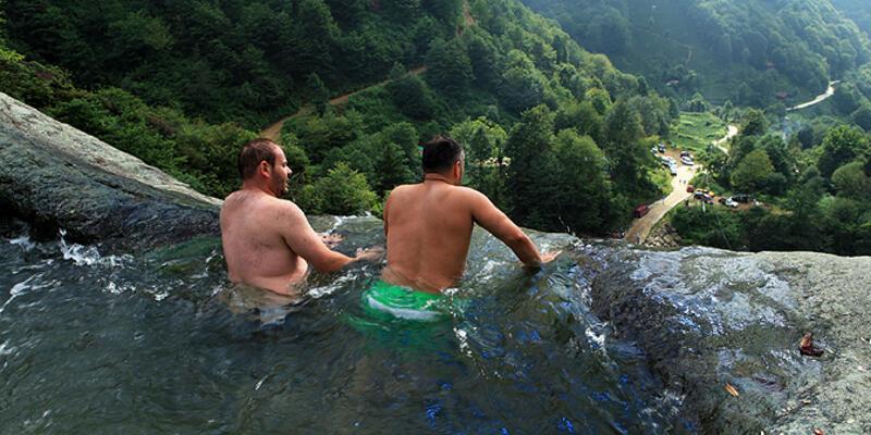 Bu cennet Türkiye'de!