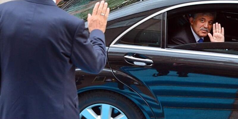 Cumhurbaşkanı Abdullah Gül'den veda fotoğrafı