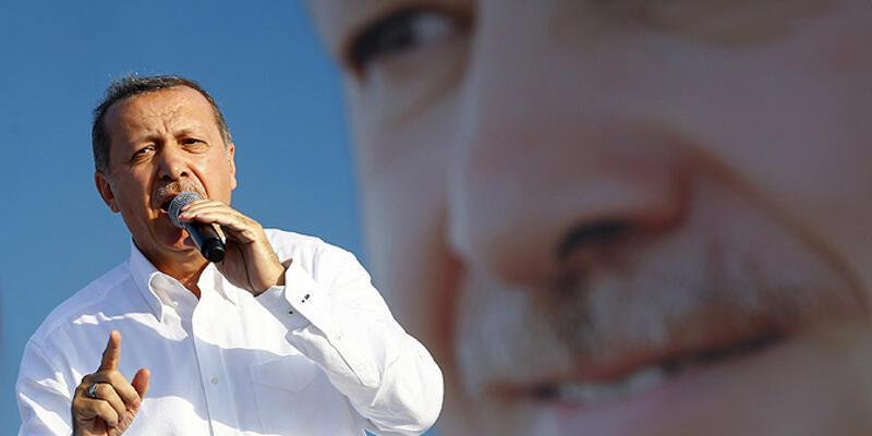Erdoğan balkon konuşmasına hazırlanıyor