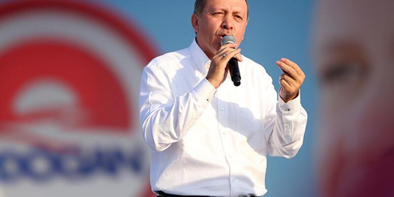 Erdoğan'ın o sözleri için suç duyurusu