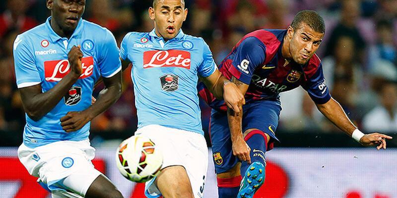 Napoli - Barcelona: 1-0