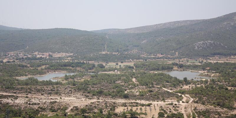 Urla'nın gölleri köy turizmine kazandırılacak