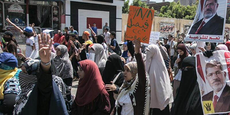 Müslüman Kardeşler'in partisi kapatıldı