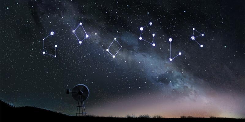 Google'dan Perseid meteor yağmurları doodle'ı