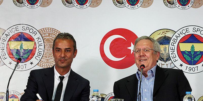 Fenerbahçe'nin yeni teknik direktörü İsmail Kartal