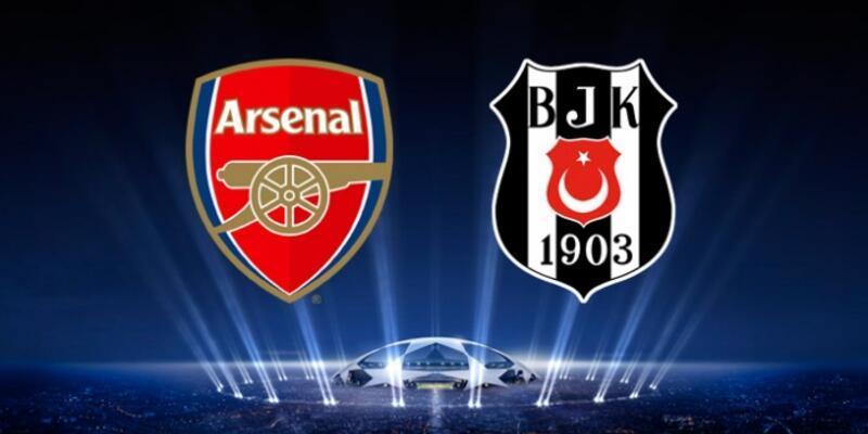 Beşiktaş - Arsenal maçı biletleri satışta