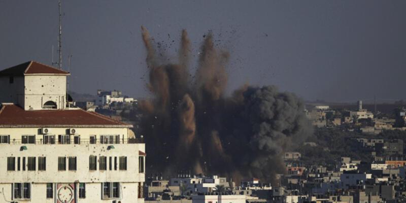 Gazze'de ateşkes için anlaşmaya varıldı