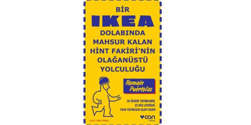 """""""Bir Ikea Dolabında Mahsur Kalan Hint Fakiri'nin Olağanüstü Yolculuğu"""""""