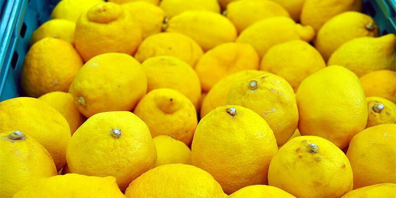 """Fiyatı düşen limon """"yatağa"""" girdi"""