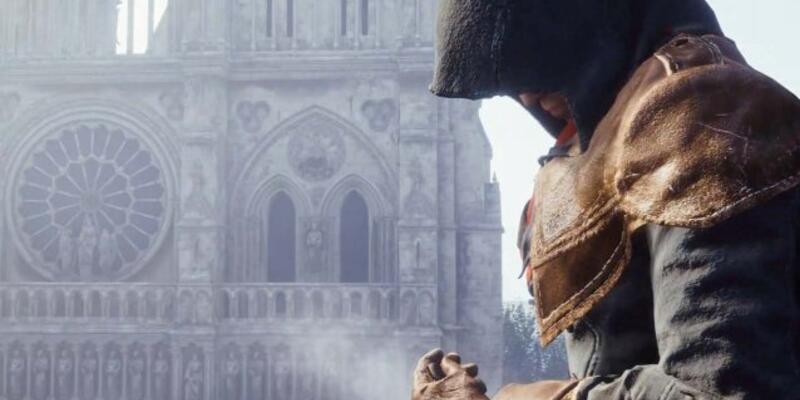 5 bin saat çalışıp Notre Dame Katedrali'ni yeniden yaptılar!