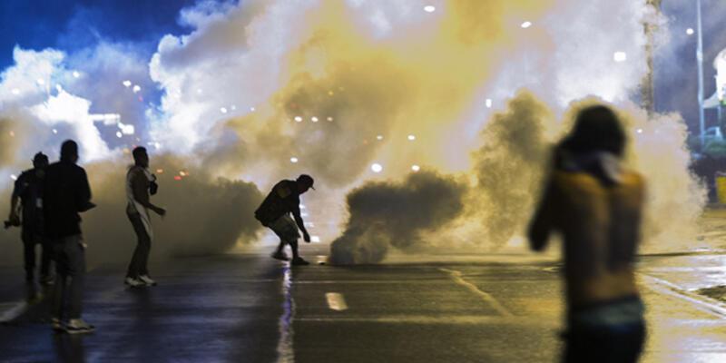 ''Gezi parkı olayları ve Ferguson kentindeki olaylar birbirine benziyor''