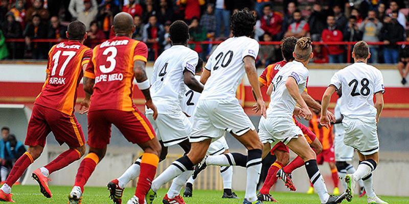 Royal White Stars Bruxelles: 0 Galatasaray: 1
