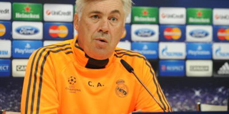 """Ancelotti yine """"karakter"""" dedi"""