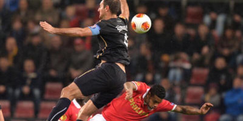 PSV Dinamo Zagreb'e şans tanımadı