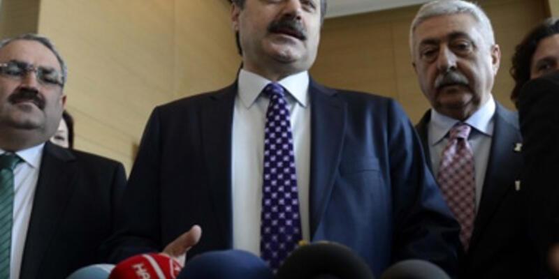 """""""Kıdem tazminatı Kasım'da Meclis'te"""""""