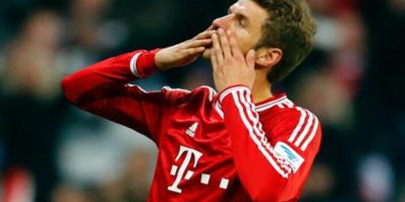 Bayern Münih rekor kırdı