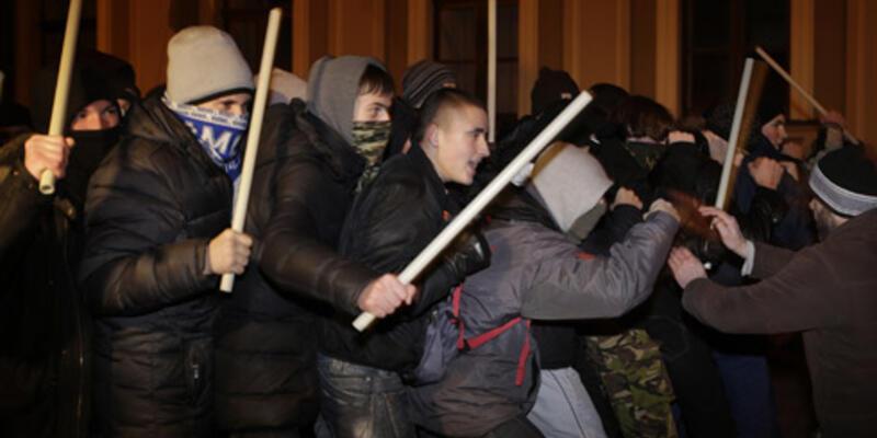 AB'den Ukrayna'ya kınama