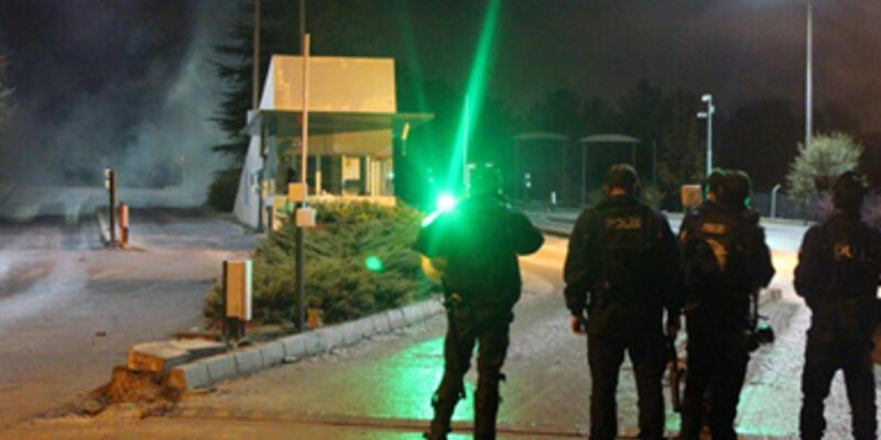 Bakan ODTÜ'deki polis müdahalesini savundu