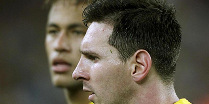 Messi: Öfkeliyim