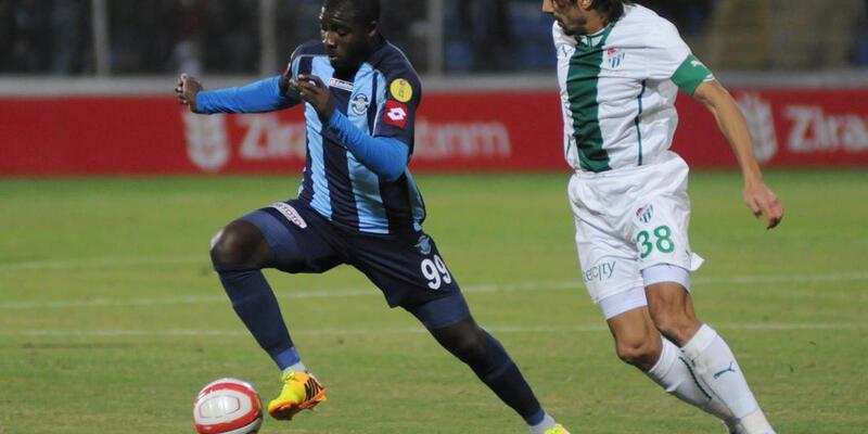 Adana Demirspor - Bursaspor: 1-2