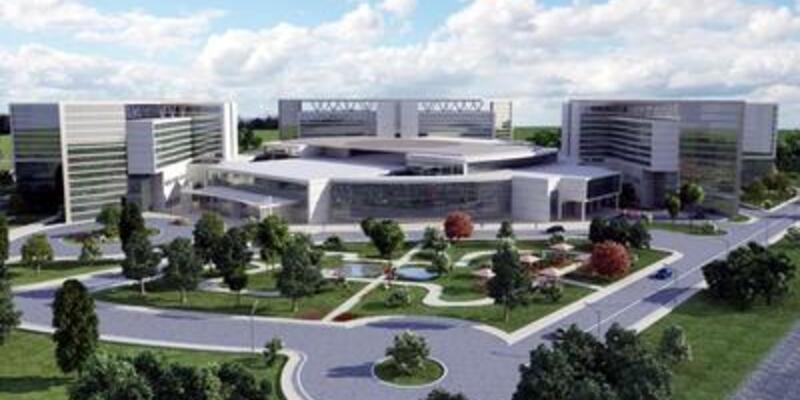 Başkent'in 2. şehir hastanesinin temeli atılıyor