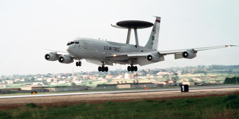Alman kargo uçakları için izin çıktı