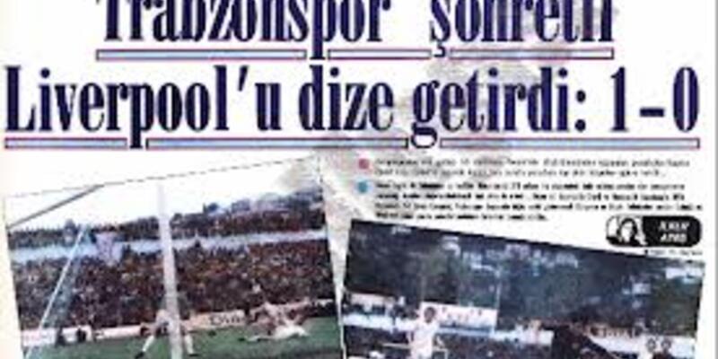 Trabzonspor'un 112'nci randevusu