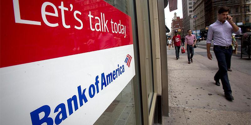 Bank of America 16.65 milyar dolar cezada anlaştı