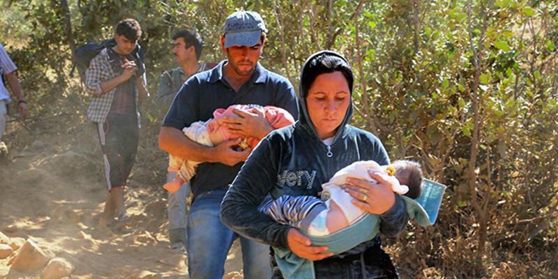Ezidiler, Uludere'de öldürülen 34 kişinin kullandığı yoldan geldi