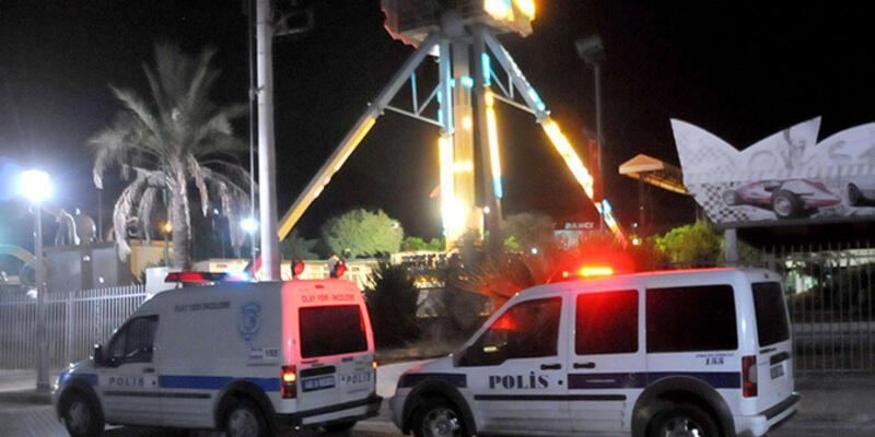 Bodrum'da lunaparktaki oyuncaktan düşen çocuk öldü!