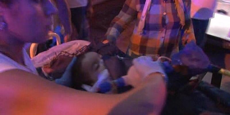Maganda kurşunu 13 aylık bebeği buldu