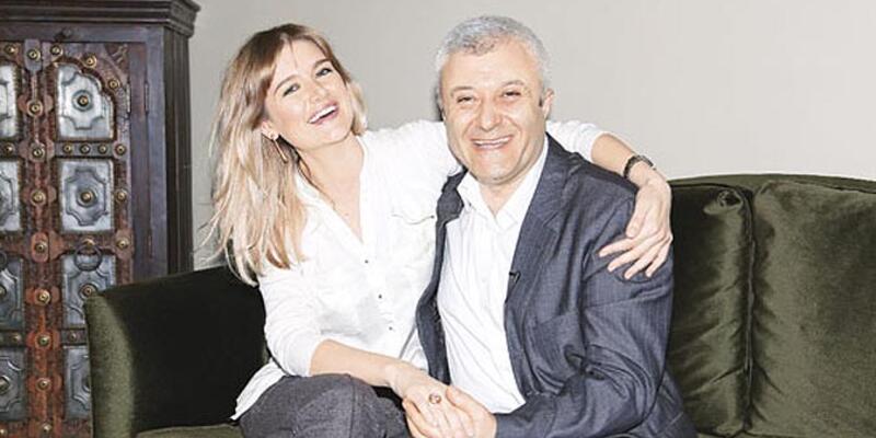 Tuncay Özkan ve Duygu Dikmenoğlu evlendi