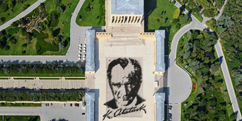 Atatürk için rekor denemesi!