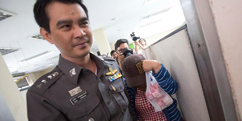 """Tayland'da """"bebek fabrikası"""" tüp bebek merkezine baskın!"""