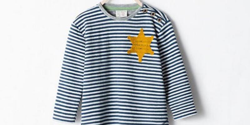 Zara'nın ''toplama kampı'' tişörtüne tepki