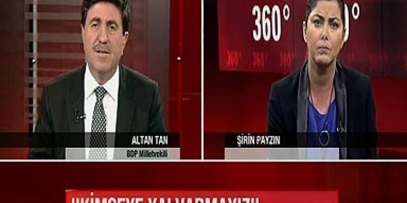 BDP'li vekilden MHP'ye zeytin dalı