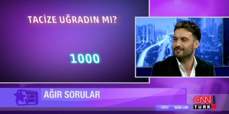 """Ali Ersan: """"Tacize uğradım"""""""