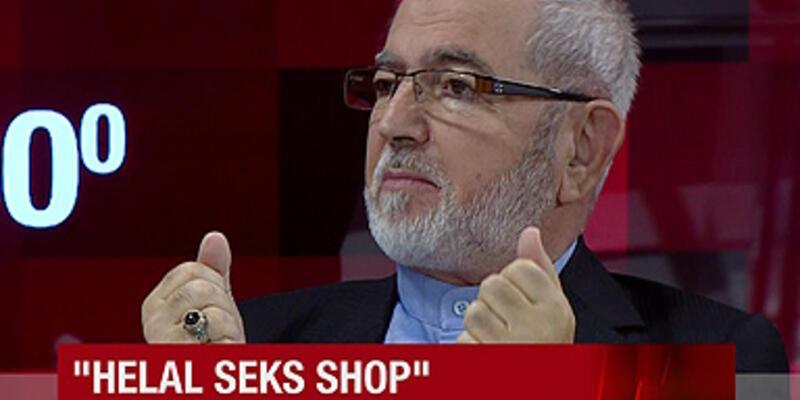 """""""Helal sex shop"""" için Diyanet'e çağrı"""