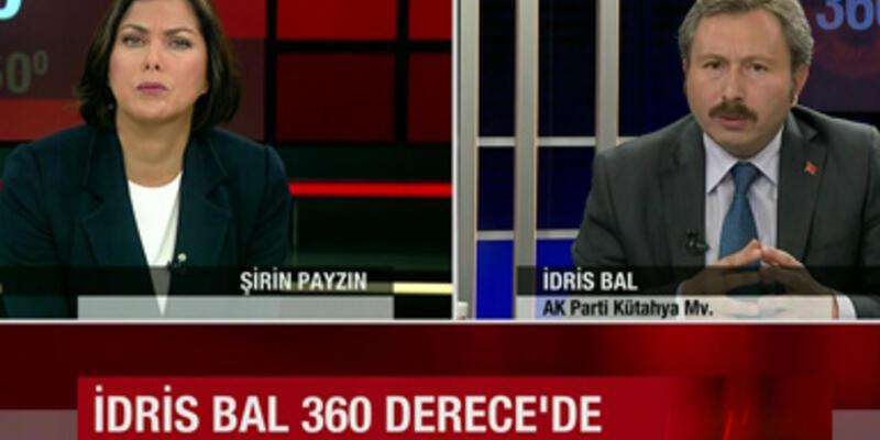 AK Partili İdris Bal'dan hodri meydan