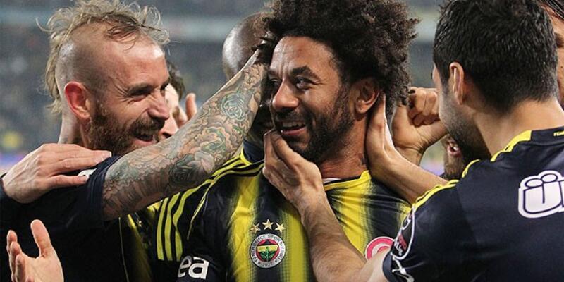 Baroni'den Fenerbahçe'ye...