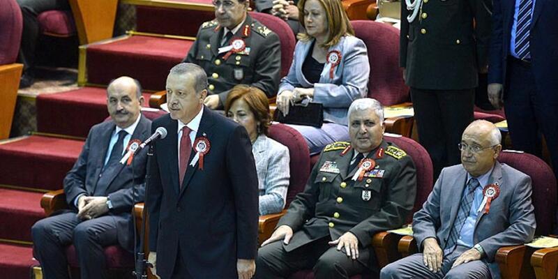 Erdoğan üç bakanla görüştü